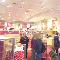Photo taken at American Girl Doll Store by Anoud A. on 3/3/2015
