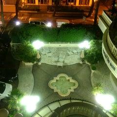 Photo taken at Grand Hotel Des Bains by Alaattin on 5/15/2015