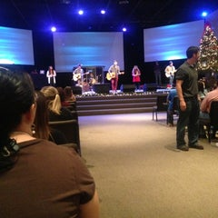 Photo taken at CrossPointe Church by Deron on 12/16/2012