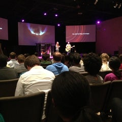 Photo taken at CrossPointe Church by Deron on 11/18/2012