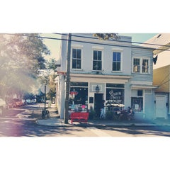 Photo taken at Queen Street Grocery by Joanie on 10/4/2014