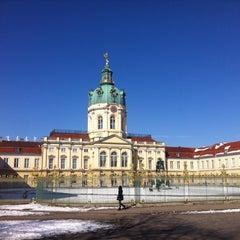 Das Foto wurde bei Schloss Charlottenburg von DrAxel G. am 3/24/2013 aufgenommen