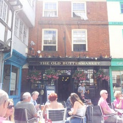 Photo taken at The Old Buttermarket by Helen B. on 8/3/2013