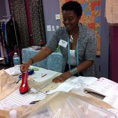 Photo taken at Steve's Sewing Vacuum & Quilting by Sassy S. on 9/5/2014
