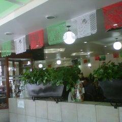 Photo taken at Los Bisquets Bisquets Obregón by Luciano on 9/16/2012