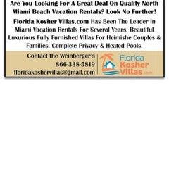 Photo taken at Florida Kosher Villas, LLC by Shaya W. on 5/31/2013