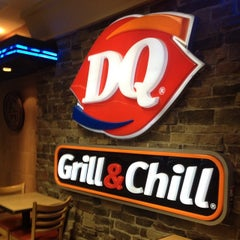 Photo taken at Dairy Queen by Steven B. on 1/24/2014