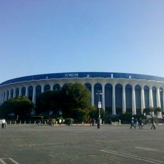 Photo taken at The Forum by Alex D. on 10/13/2012