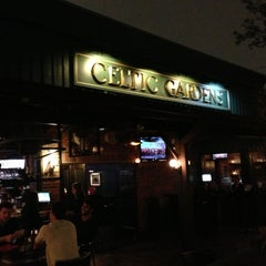 Photo taken at Celtic Gardens by Allison M. on 11/24/2012