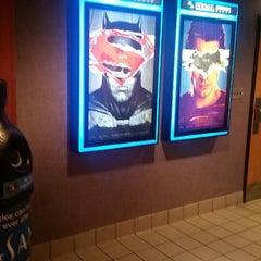Photo taken at Regal Cinemas Bel Air Cinema 14 by Ufuk A. on 7/7/2015