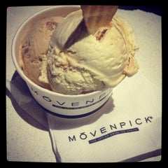 Photo taken at Movenpick by April Andrea on 9/30/2013