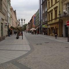 Photo taken at Ostrožná | Pěší zóna by Lukáš B. on 10/2/2013