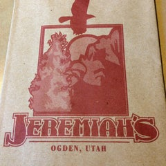 Photo taken at Jeremiah's Restaurant by Brian B. on 7/10/2013