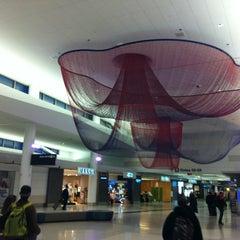 Photo taken at Terminal 2 by David W. on 3/7/2013