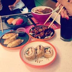 Photo taken at Yo! Sushi by Do2do2 a. on 6/6/2013