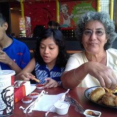 Photo taken at KFC by Zenia A. on 10/23/2014