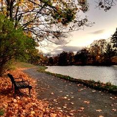 Photo taken at Washington Park by Shawn on 11/4/2012