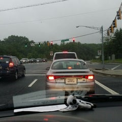 Photo taken at Whitemarsh/Walther Intersection by James W. on 5/29/2014