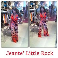 Photo taken at Jeante by Arnessa B. on 10/23/2013