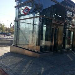 Photo taken at Metro Laguna by Annia H. on 10/23/2012