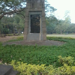 Photo taken at Savitribai Phule Pune University by Raksha K. on 12/16/2012