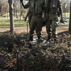 Photo taken at Vietnam Veterans Memorial by Jennifer A. on 2/6/2013