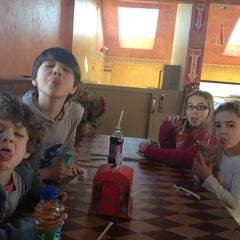 Photo taken at Marshfield Famous Pizza by Phil B. on 1/19/2013