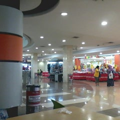Photo taken at Plaza Asia by Steve H. on 9/8/2015