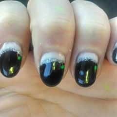 Photo taken at Ambiance Nail Salon & Spa by Heather S. on 3/15/2014