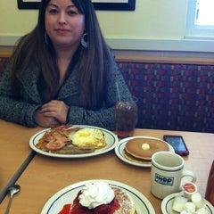 Photo taken at IHOP by Carola on 2/1/2013