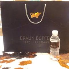 Photo taken at Braun Buffel by momi on 4/12/2014