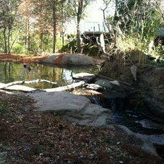 Photo taken at Texas Freshwater Fishery Center by Dawn R. on 11/29/2012