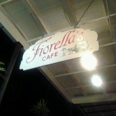 Photo taken at Fiorella's Cafe by Jamie B. on 10/4/2012