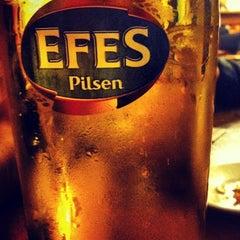 Photo taken at Efesus Restaurant & Bar by Sercan Ç. on 3/16/2013