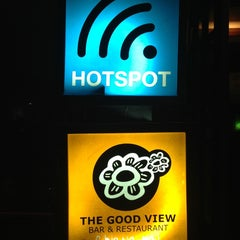 Photo taken at The Good View (เดอะ กู๊ดวิว) by Jacky P. on 12/22/2012