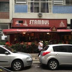 Photo taken at Restaurante Stambul by Milan on 3/17/2013