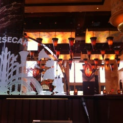 Photo taken at The Cheesecake Factory by Duaa B. on 10/19/2012