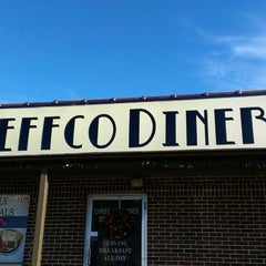 Photo taken at Jeffco Diner by David F. on 12/18/2013