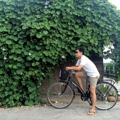 Photo taken at ชานเคียง@เชืยงคาน by piyadan on 4/28/2015