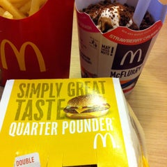 Photo taken at McDonald's by Gary L. on 2/12/2012