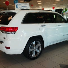Photo taken at Leith Chrysler Jeep by Tim D. on 3/4/2013