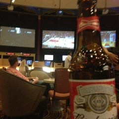 Photo taken at Sports Book Bar by Funkybuby D. on 12/9/2012