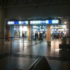 """Photo taken at Aeroporto di Roma Ciampino """"Giovan Battista Pastine"""" (CIA) by Stefano G. on 1/2/2013"""