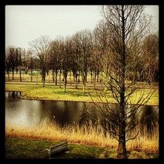 Photo taken at Erasmus University Rotterdam (EUR) by Kostas on 4/9/2013