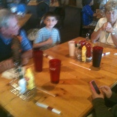 Photo taken at The Rock  Restaurant by Bradley on 9/29/2012