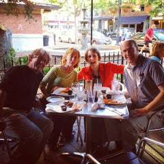 Photo taken at Market Street Brewing Company by Christi W. on 8/4/2013