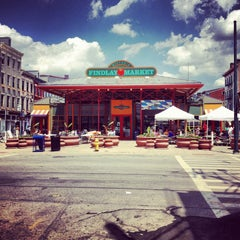 Photo taken at Findlay Market by Curtis on 5/24/2013
