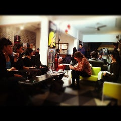 Photo taken at Blogger's Base by GriZine on 12/5/2012