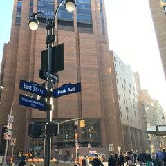 Photo taken at NYU Norman Thomas Center by Byungsoo Jung on 10/20/2015