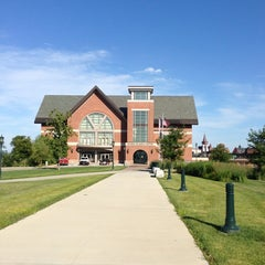 Photo taken at UVM Dudley H. Davis Center by Bobby A. on 7/31/2013